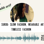 Lilia Surdu Timeless Fashion Wearable Art