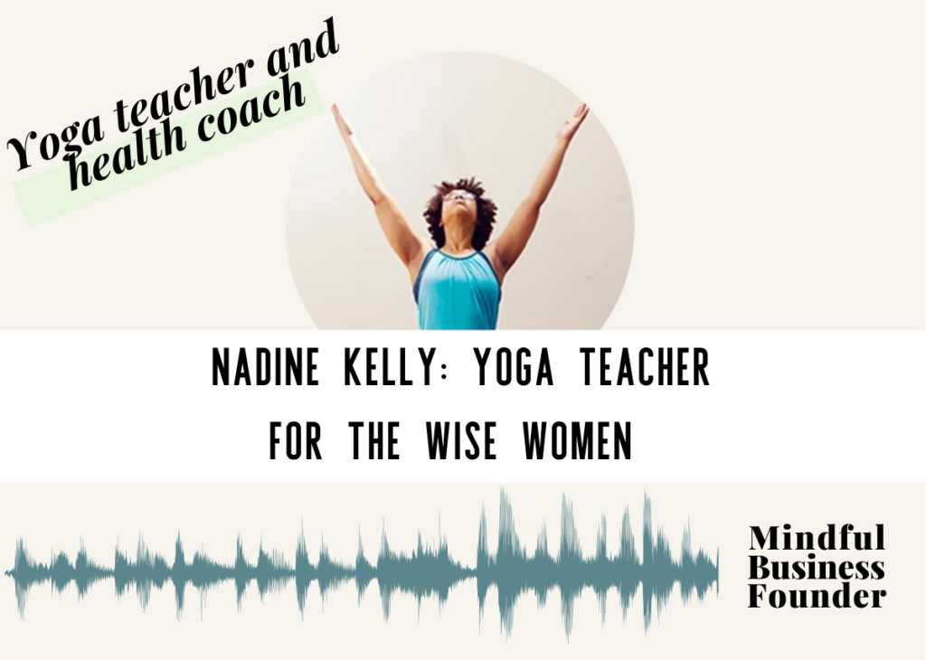 Nadine Kelly Yogi MD Health Coach