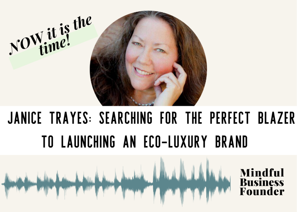 Janice Trayes Eco-luxury Brand