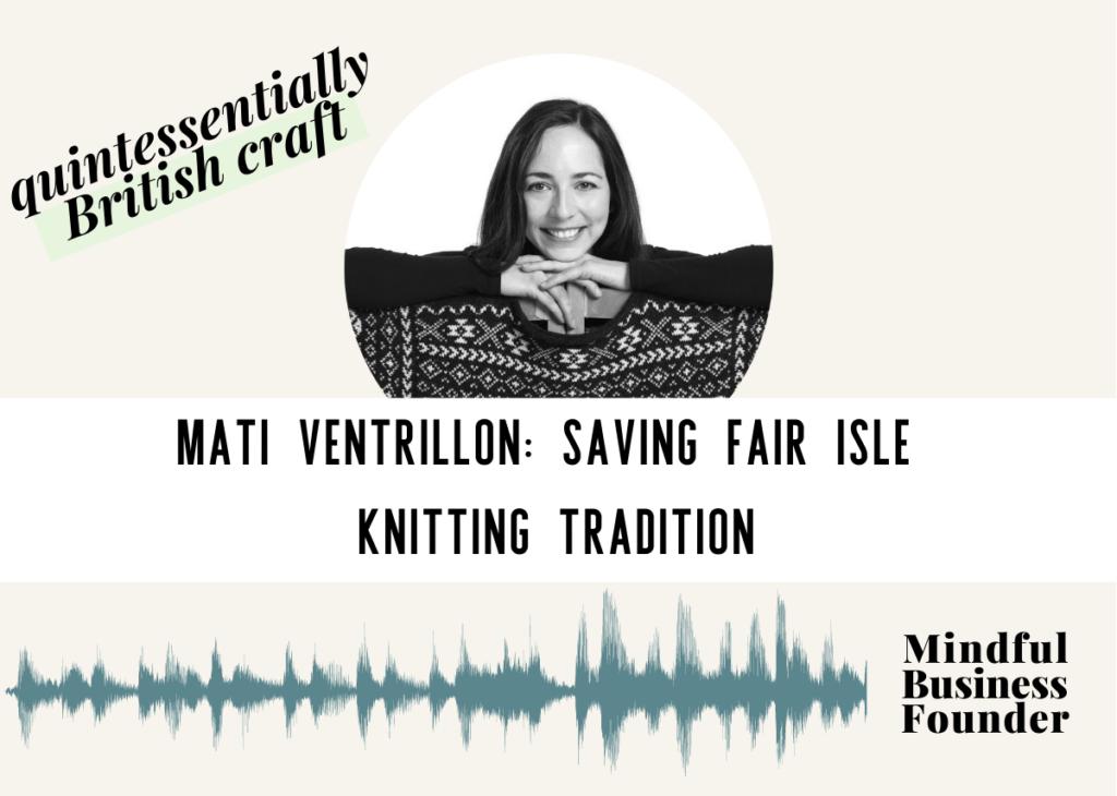 Mati Ventrillon Fair Isle Knitwear